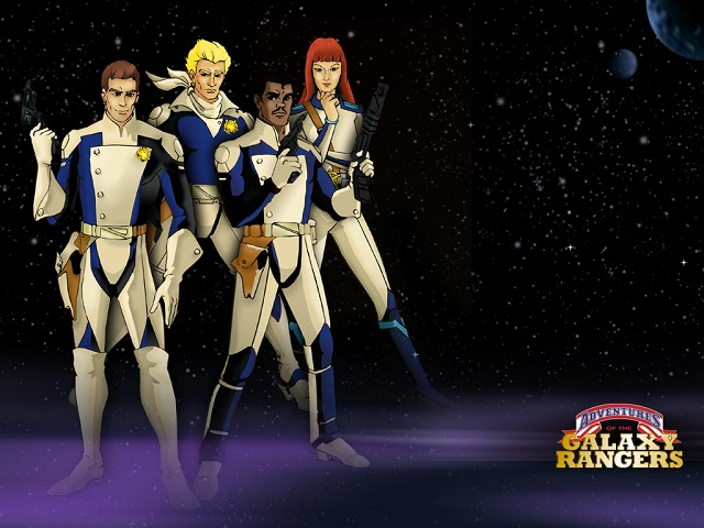 The Galaxy Rangers