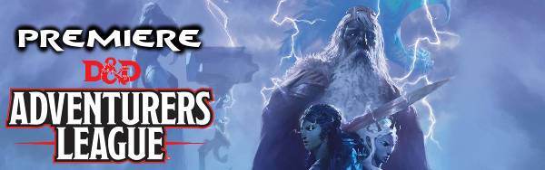 Adventurers league Premiere
